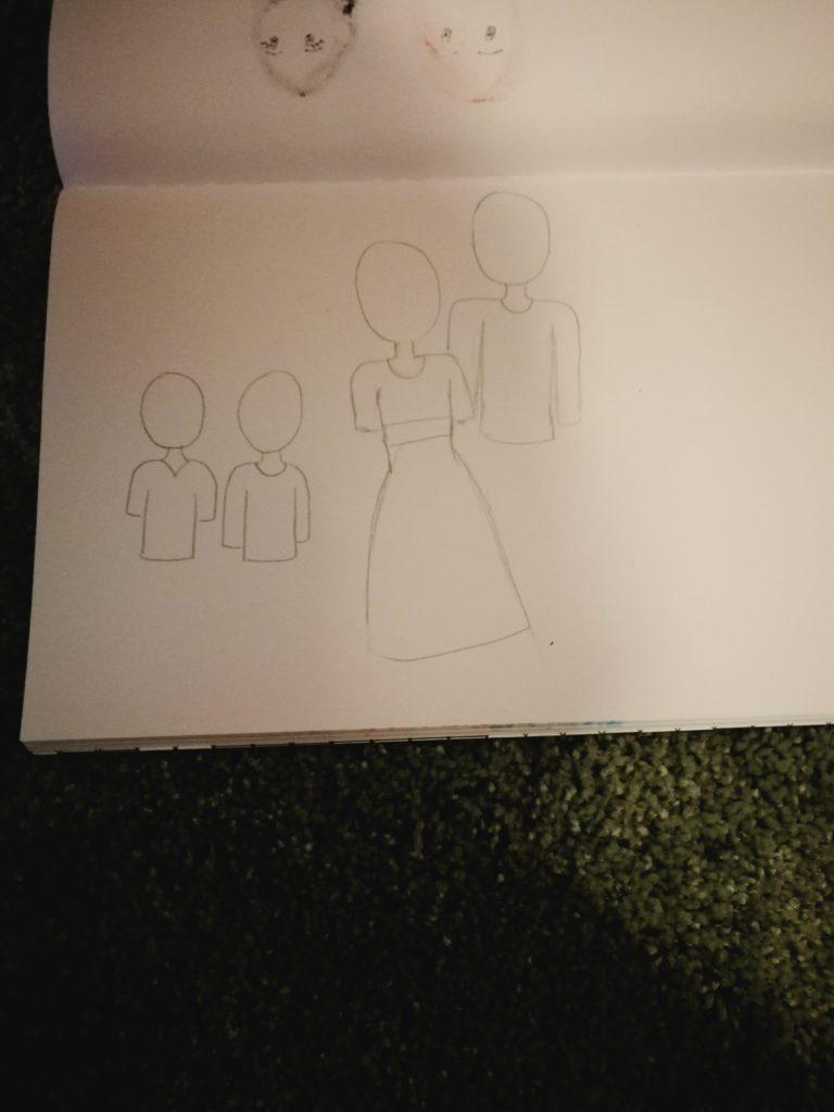 Luna Loovegood Zeichnung #einevonachtzigmillionen
